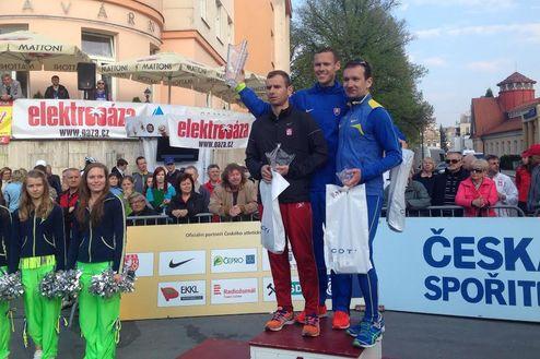 Легкая атлетика. Украинец Ковенко прошагал с третьим временем в Чехии