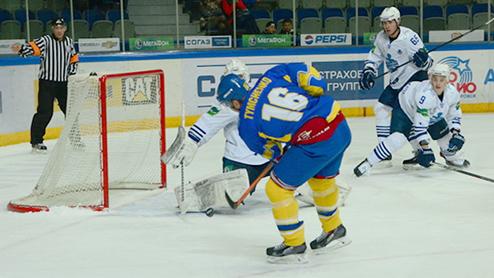 Сборная Украины вышла в финал турнира в Хабаровске