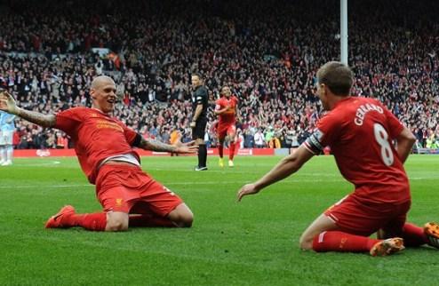 Ливерпуль: еще один шаг к чемпионству