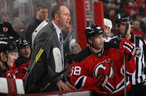 НХЛ. Нью-Джерси: новый контракт тренера