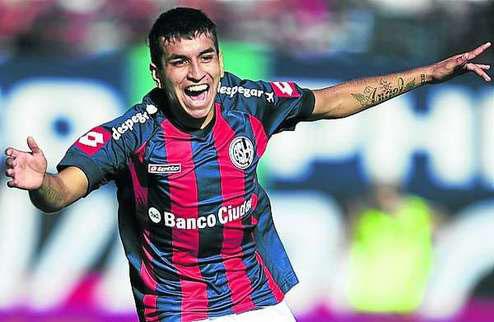 Атлетико нашел замену Д.Косте в Сан-Лоренсо