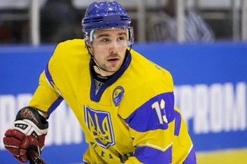 Сборная Украины уступает в финале международного турнира