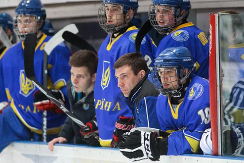 ЧМ U-18. Украинские юниоры крупно уступают словенцам