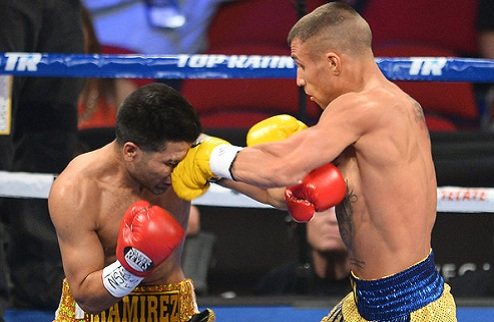 Бой Ломаченко vs Рассел организует Golden Boy