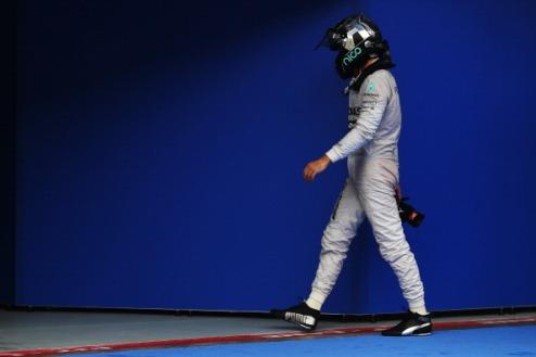 Формула-1. Росберг не доволен 2-м местом на Гран-при Китая