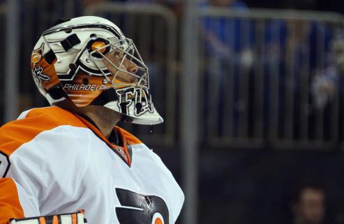 НХЛ. Филадельфия: в воротах останется Эмери