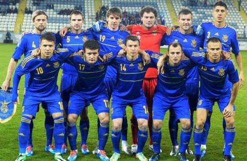 Сборная Украины может сыграть с Ямайкой или Страной Басков