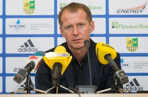 """Рахаев: """"Наши футболисты сыграли так, как они умеют и могут"""""""