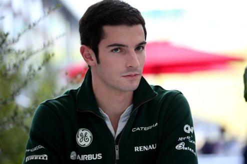 Формула-1. Росси проведет тренировки за Катерхэм