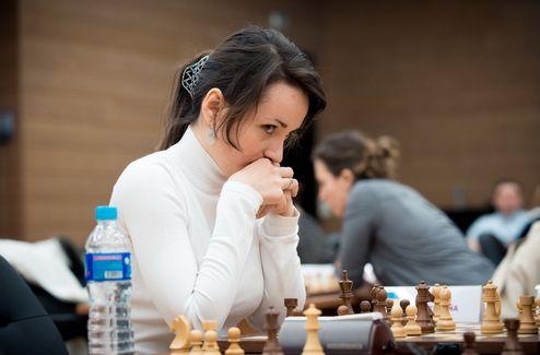 Украинка — чемпионка мира по быстрым шахматам