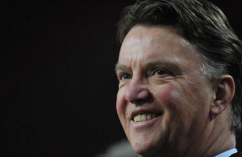МЮ: контракт с ван Гаалом не подписан
