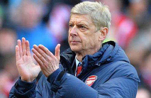 Венгер не собирается покидать Арсенал