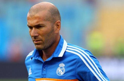 Зидан планирует начать самостоятельную тренерскую карьеру