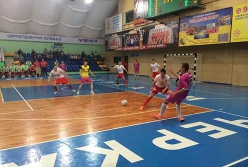Футзал. Локомотив и Энергия разыграют Кубок Украины
