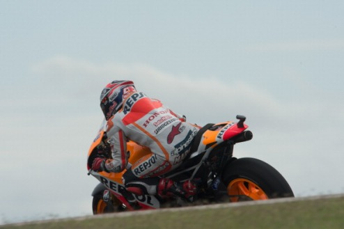 MotoGP. Гран-при Аргентины. Маркес выигрывает свободные заезды