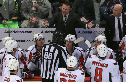 НХЛ. Вашингтон: уволены тренер и генеральный менеджер