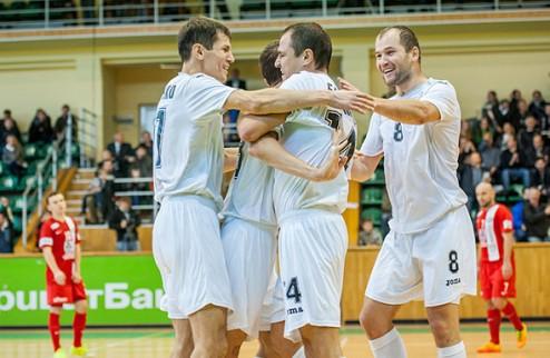 Футзал. Энергия завоевывает Кубок Украины