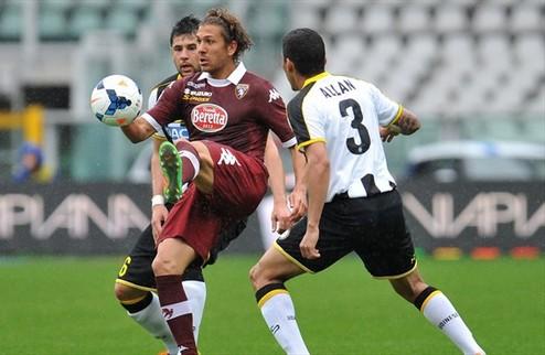 Торино поднялся в зону Лиги Европы