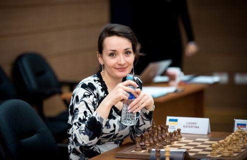 Шахматы. Чемпионка мира Лагно меняет украинский паспорт на российский