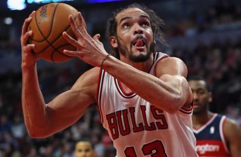 НБА. Ноа в плей-офф играл с травмой