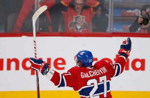 НХЛ. Гальченюк близок к возвращению