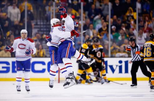 НХЛ. Тяжелая победа Монреаля во втором овертайме