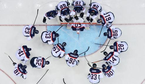 Сборная Латвии сыграла с национальной командой Словакии