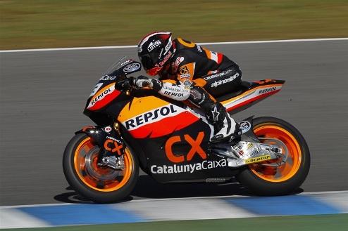 MotoGP. Гран-при Испании. Маркес выигрывает вторую практику