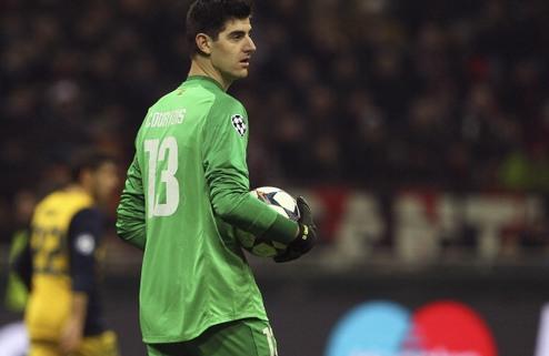 Куртуа: не Реал, Атлетико или Челси, а Барселона