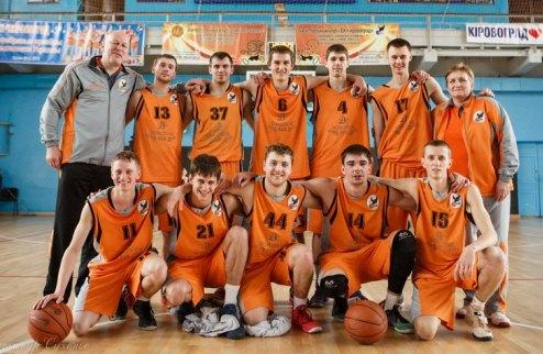 БК Кировоград-2 — чемпион Первой Лиги