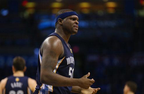НБА. Рэндольф не хочет покидать Мемфис