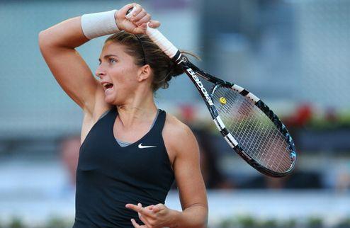 Мадрид (WTA). Эррани разобрала Скьявоне, легкая победа Иванович