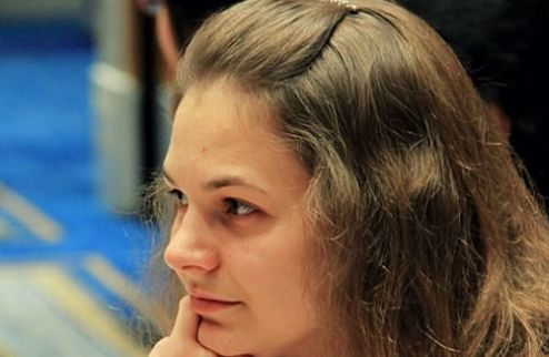 Шахматы. Музычук меняет Словению на Украину