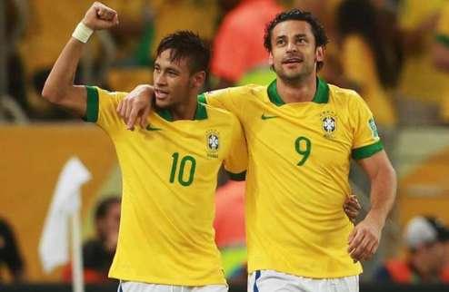 Бразилия называет состав на чемпионат мира