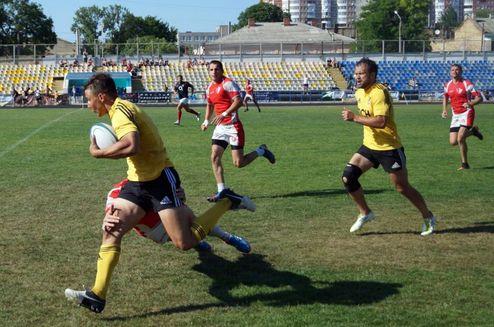 Регби-7. Мужской чемпионат Украины выходит на старт