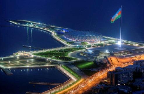 Формула-1. Экклстоун: Азербайджан заменит Корею