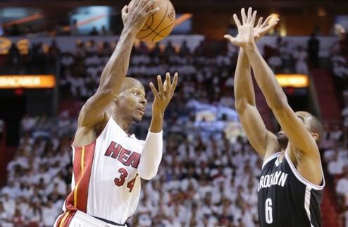 НБА. Майами и Сан-Антонио уходят в отрыв
