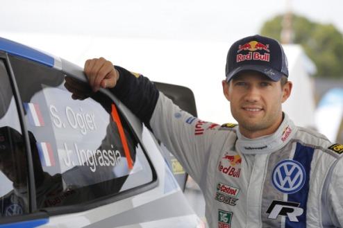 WRC. Ралли Аргентины. Ожье выигрывает пролог