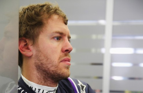 """Формула-1. Феттель: """"-5"""" позиций на старте завтрашней гонки"""