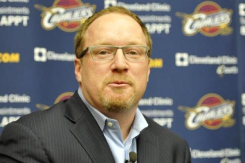 НБА. Гриффин останется в Кливленде