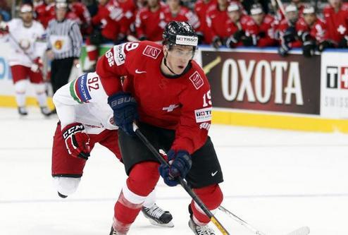 ЧМ. Беларусь вырывает победу у Швейцарии