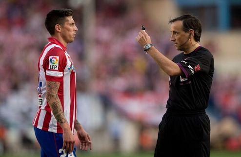Атлетико не будет платить за Сосу 10 миллионов евро