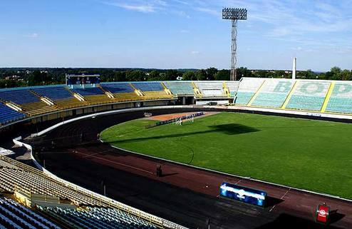 Официально. Финал Кубка Украины состоится в Полтаве