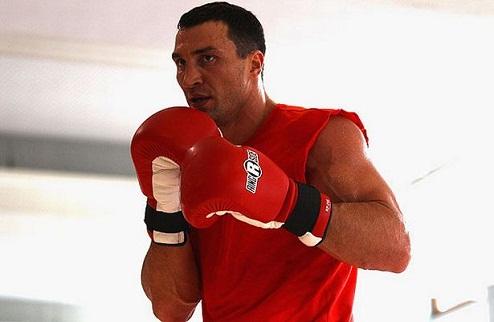 Вл.Кличко: бой за чемпионский пояс WBC в сентябре?