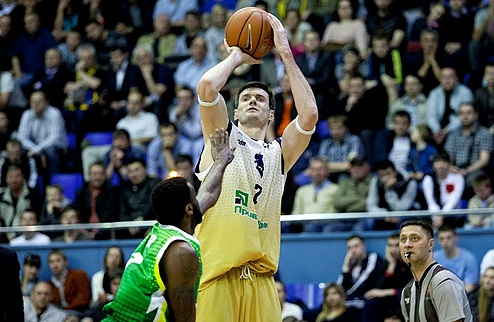 Дариуш Лавринович — MVP сезона Суперлиги
