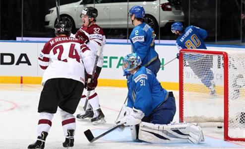 """ЧМ. Кулда: """"Надеюсь, я продолжу забивать, а Латвия — выигрывать"""""""