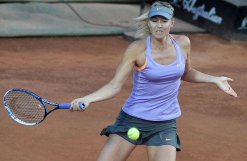 Рим (WTA). Уверенные победы Шараповой и Серены, Кузнецова пропускает Янкович