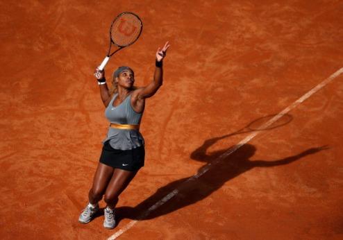 Рим (WTA). Cерена побеждает, Шарапова вылетает
