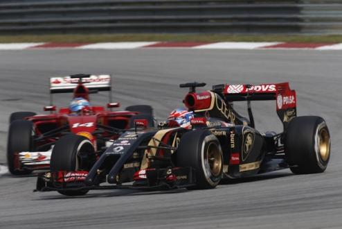 Формула-1. Лотус метит в тройку лучших