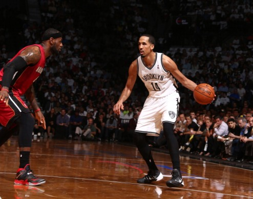 НБА. Блатч и Ливингстон хотят остаться в Бруклине